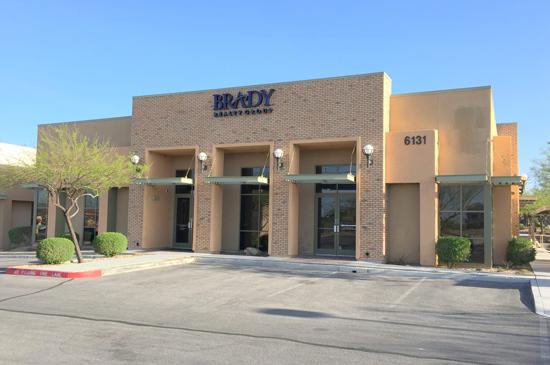 Brady Realty Group Office